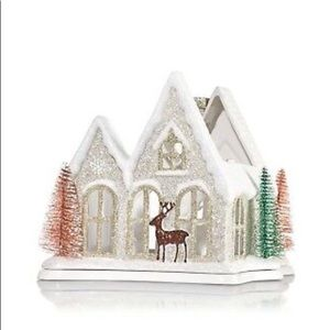 Bath and Body Works Holiday Candle House